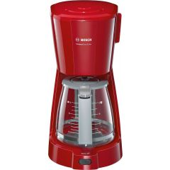 Bosch TKA3A034 1100W Red CompactClass Extra Coffee Maker