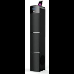 JVC TS-N100 Black Tower Party Speaker
