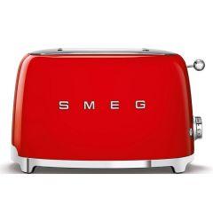 Smeg TSF01RDSA 2 Slice Retro Red Toaster