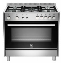 Bertazzoni TUS95C81DX Europa 900mm Stainless Steel Free Standing Oven