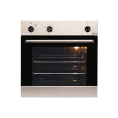 Univa U246SS 600mm Stainless Steel Eye-Level Oven