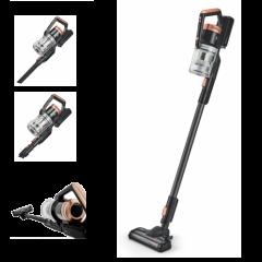 Defy VRT18PMB 2 in 1 Black Rechargeable Vacuum Cleaner