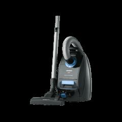 Siemens VSQ5X1238 850W Q5.0 extreme silencePower Black Bagged Canister Vacuum Cleaner