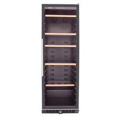 SnoMaster VT-155 428L Black Upright Beverage Cooler