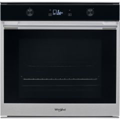 Whirlpool W7OM54H 600mm Inox Built-In Oven