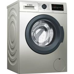 Bosch WAJ2018SZA 8KG Silver Inox Front Loader Washing Machine