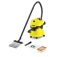 Karcher WD 4 1000W Multi-Purpose Vacuum Cleaner