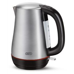 Defy WK828S 1.7L Stainless Steel Cordless Kettle