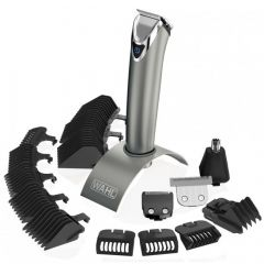 Wahl WT09818-026 Stainless Steel Lithium Ion Advanced Trimmer