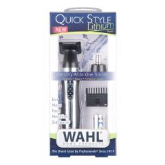 Wahl WT5604-035 Silver All in One Quick Style Lithium Trimmer