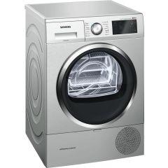 Siemens WT7W466SZA 9KG Silver iSensoric Condenser Tumble Dryer