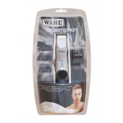 Wahl WT9918-1116 Silver Groomsman Elite Trimmer