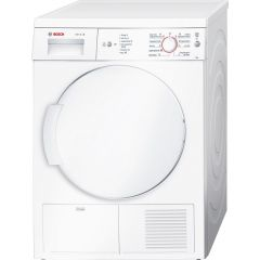 Bosch WTE84106ZA 7KG White Condenser Tumble Dryer