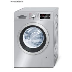 Bosch WVG3046SGB 8KG Silver Washer/Dryer Front Loader