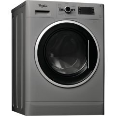 Whirlpool WWDC 9614 S 9/6KG Silver Washer Dryer Combo