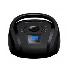 JVC XS-N1218B Black Mini Bluetooth Speaker
