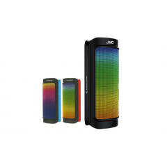 JVC XS-XN18ABL Black Portable Bluetooth Speaker