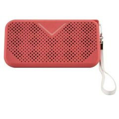JVC XS-XN31AR Red Ultra Thin Portable Bluetooth Speaker