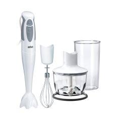 Braun ZA0X22111103 550W White MQ335 Sauce Multiquick 3 Hand Blender